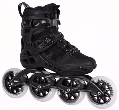 Powerslide Phuzion Argon Road Black 110