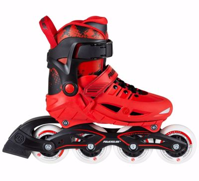 Powerslide Phuzion Kids Universe Red 4 wheel
