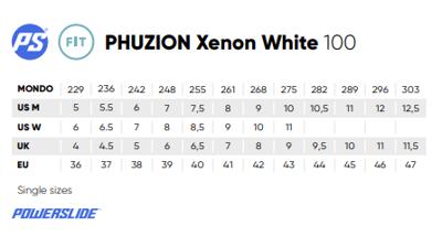 Powerslide Phuzion Xenon Trinity Women