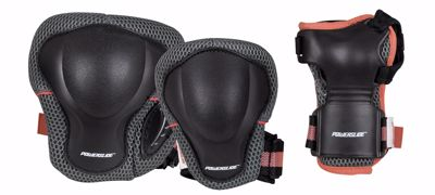 Powerslide Pro Air women protection set 2020