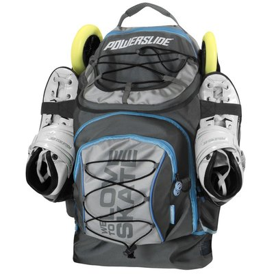 Powerslide Pro Backpack blue