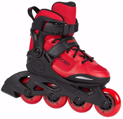 Powerslide Rocket Red