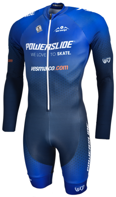 Powerslide Combinaison world manche long 2021