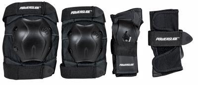 Powerslide Standard Protective Gear (set)