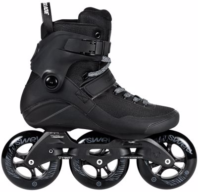 Powerslide Swell Triple black 110mm