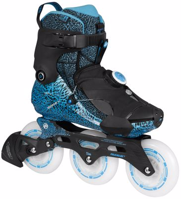 Powerslide Vi Fothon II- 3 Wheeler black/blue