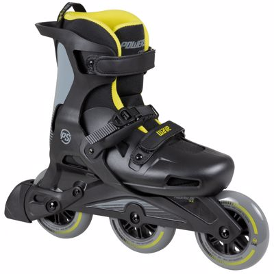 Powerslide Wave yellow black