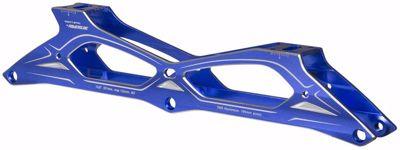 Powerslide XXX Frame 3x125mm blauw 12.6