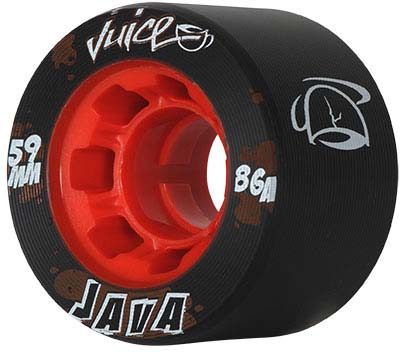 Juice Wheels Java Series 59mm 4 pack