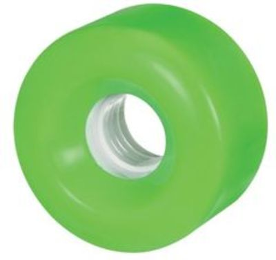 Blank Roller Derby 58mm Neon Green