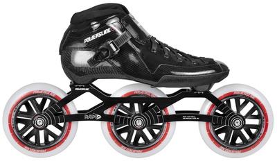 Powerslide One Skate 3x125