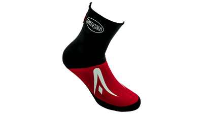 Raps Ice Boot Cover Red