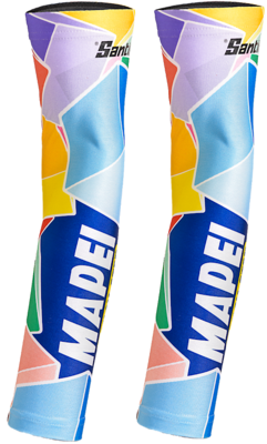 Mapei Retro arm sleeves