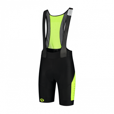 Rogelli bibshort Tyro  black/yellow