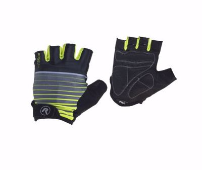 Rogelli Hero gloves black / fluor