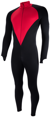 Rogelli Thermal marathon suit Red