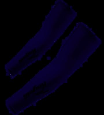 Lycra Armstukken wit