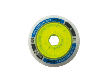 Rollerblade Hydrogen Pro 100mm blauw