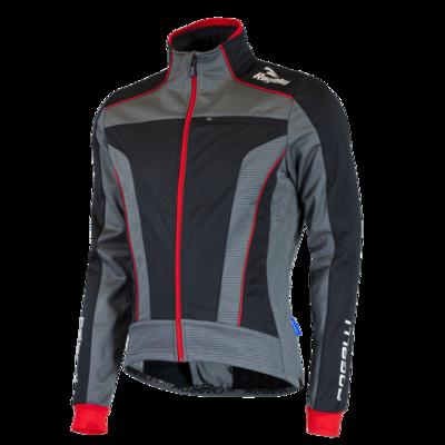 Rogelli Vest Hiver Trani 3.0 Noir/grey/Rouge