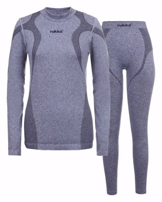 Rukka Gea base layer set grey