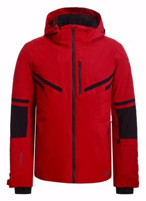 Rukka Savukoski Winter Ski Jacket Red