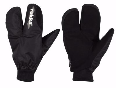 Rukka Split Finger glove black