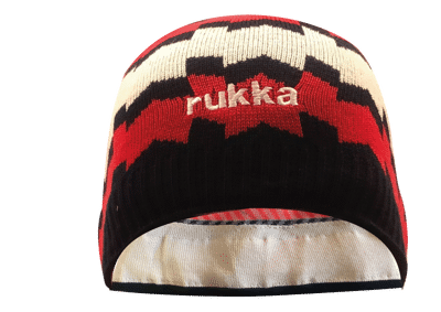 Rukka Uimila Beanie Navy / Red / White