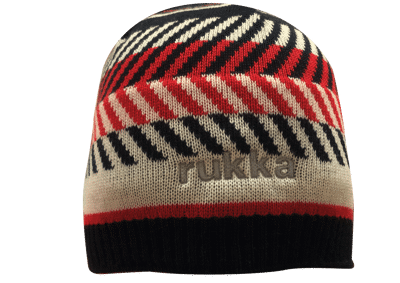 Rukka Uoti GTX Beanie Navy/Red/White