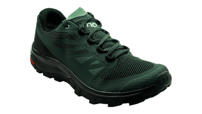 Salomon OUTline GTX Urban Chic/Black/Green Milieu