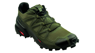 Salomon Speedcross 5 Grape Leaf / Black / Phantom