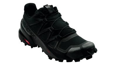 Salomon Speedcross 5 W Black/Black/Phantom