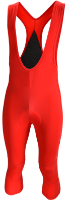 Santini bibknicker RED