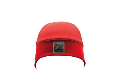 Santini 365 winter cap thermofleece Red