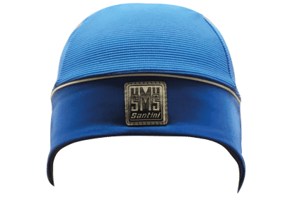 Santini 365 winter cap thermofleece Royal Blue