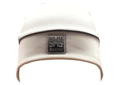 Santini 365 winter cap thermofleece White