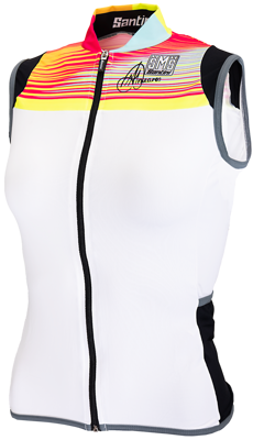 Santini Fietsshirt Ladies  Anna 2.0  short sleeve