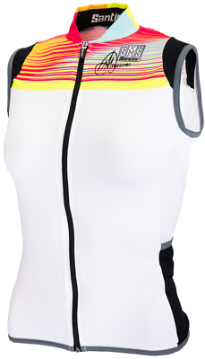 Santini Fietsshirt Ladies Sleeveless Anna 2.0