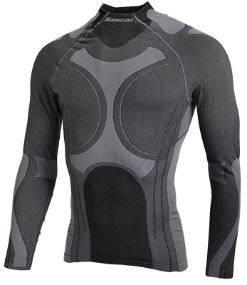 Santini underwear long sleeve