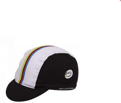 Santini retro cap worldchampion