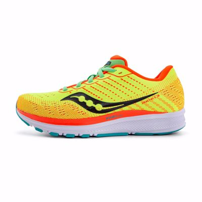 Saucony Ride 13 Citron Mutant