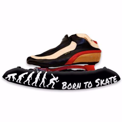 Schaatshoes Born to Skate