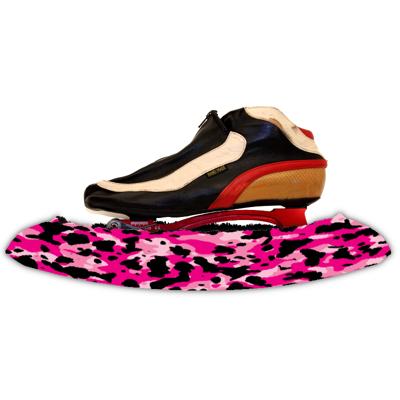 Schaatshoes Camo pink