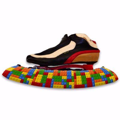 Schaatshoes Lego