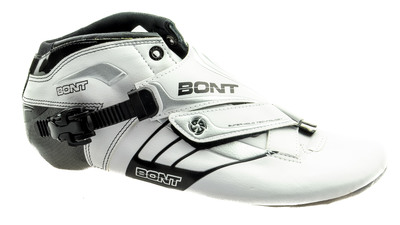 Bont Z L.T Ice (long Track) white