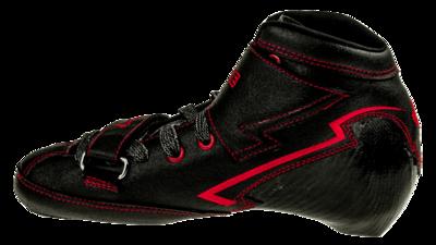 MapleMPL 4 schoen Zwart/Rood