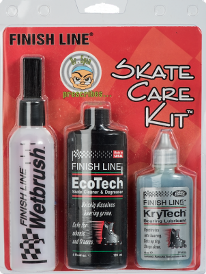 Skate care kit