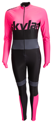 Skylar Marathon Thermo Suit Rose