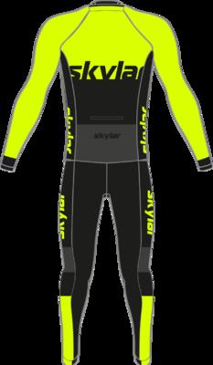 Skylar Marathon Thermopak Fluo Geel