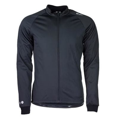 Softshell winterjacket  black