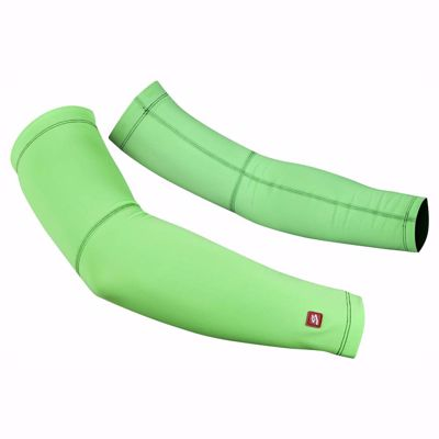 Spiuk Zomer armwarmers fluor green